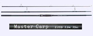 Carp Rod Master 3.25lbs 3603