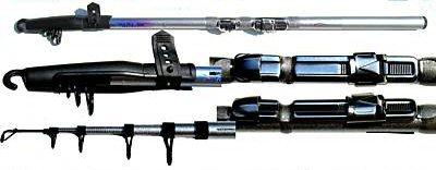 8' 2.4m Casting Rod