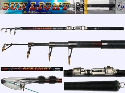 Casting Rod F1-JDS-55-2106
