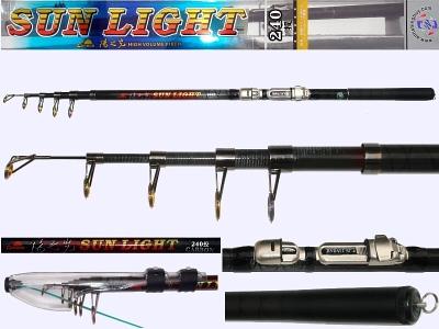 Casting Rod F1-JDS-55-2406