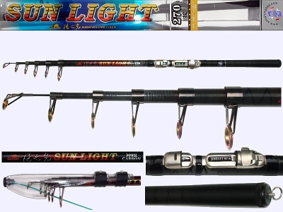 Casting Rod F1-JDS-55-2706