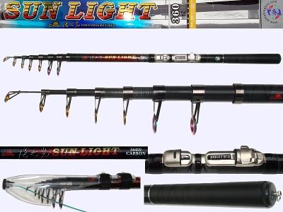 Casting Rod F1-JDS-55-3608