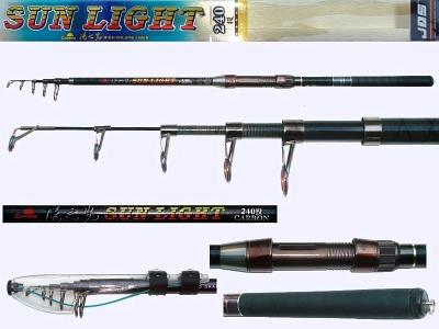 Casting Rod F1-JDS-65-2405