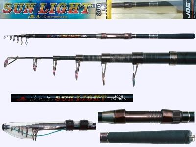 Casting Rod F1-JDS-65-3006