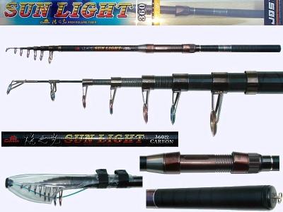 Casting Rod F1-JDS-65-3607