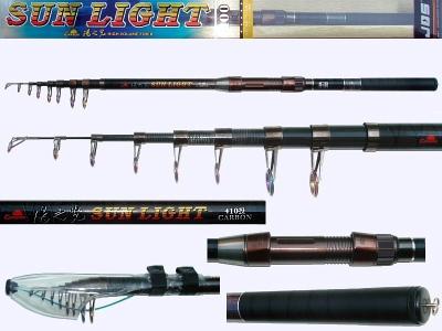 Casting Rod F1-JDS-65-4008