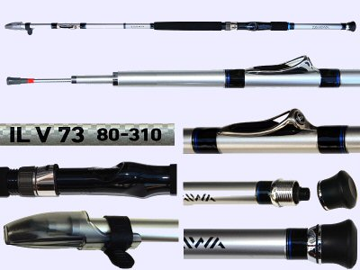 Click to see a larger picture FUNE-IL-V73-80-310 DAIWA rod