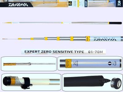 Daiwa EP-ZERO-S-01-70M rod