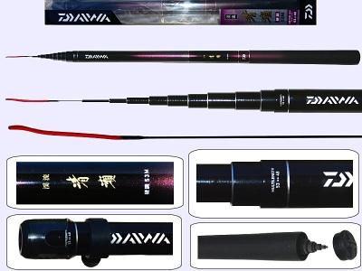 Daiwa Kiyose 53M rod