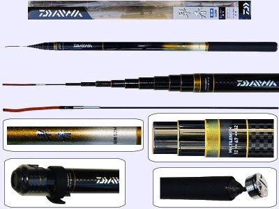 Daiwa Soshun-Choko-52M rod