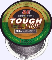 Tough Braided Line