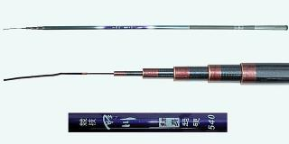 5.4m Sensitive Fishing Hera Rod 0.65mm