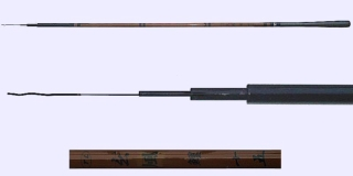 3.6 m Middle Hard Fishing Hera rod