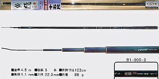 Hera-B1-905-2-4505 Hera Rod