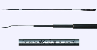 3.6m Super Light Hera rod