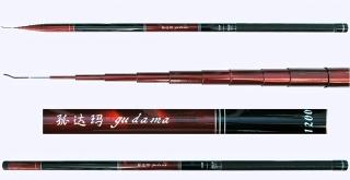 40ft 12m Extra Hard Pole 1.6mm
