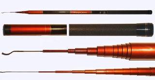 All Fishing Buy, 40ft - 50ft - 60ft Telescopic Fishing Poles, Japan