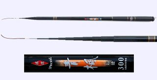 3 m Extra Compact High Quality Fishing Pole Rod