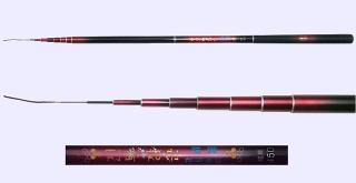 4.5m Super Hard Fishing Pole 0.7mm