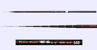 18ft 99% Carbon Pole Rod.