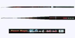 21ft 99% Carbon Pole Rod.
