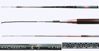 3.6m Hard Fishing Pole Rod 0.7mm