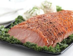 All Fishing Buy. Fish recipes of Smoked Salmon, Grilled Salmon, Shish ...