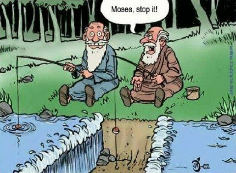 No more picture space look in the post under this one for the - Anglers Aren T That Funny 22 Of The Worst Fishing Jokes