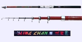 2.7m Spinning Rod C1-58-3-2706