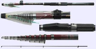 15ft 4.5m Super Sensitive Spinning Rod 1.1mm