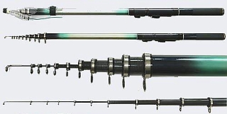 15ft Sensitive Spinning Rod 1.0mm