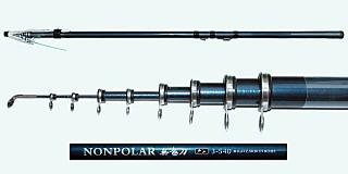 18ft 103cm Extra Sensitive Spinning Rod 1.1mm