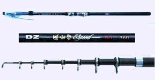 C3-80-3-3606 Hard Spinning Rod