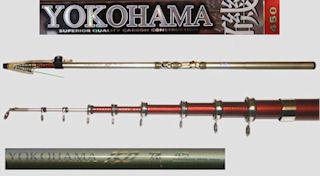 C3-81-3-4507 hard Spinning Rod