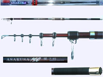 Surf Casting Rod F1-120-7-4504