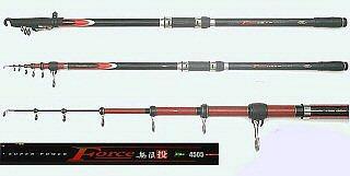 Surf Casting Rod Surf-F1-25-2-4505