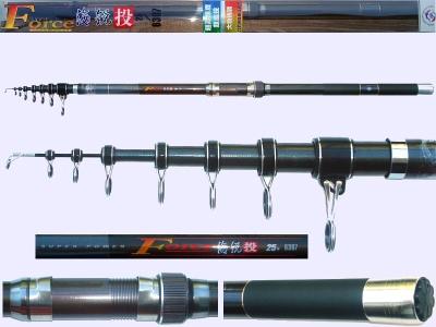 Surf Casting Rod F1-25-2-6307