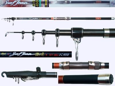 Surf Casting Rod F1-35-2-4505