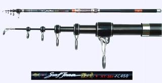 Surf Casting Rod Surf-F1-35-2-4505