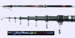 Surf-casting fishing rod F1-35-2-6307