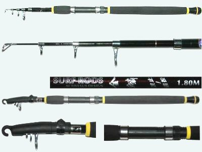 Surf Casting Rod Surf-F1-57-2-1805
