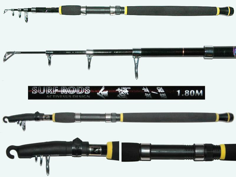 All fishing buy specials best deals on telescopic for Best surf fishing rods