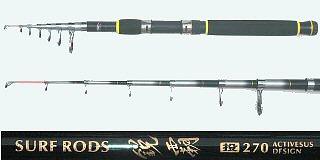 Surf Casting Rod Surf-F1-57-2-2708