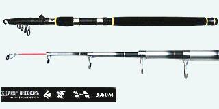 Surf Casting Rod Surf-F1-57-2-3607