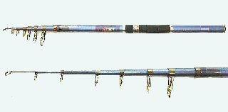 15ft 4.5m Hard Surf Rod 2.0mm