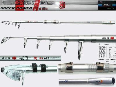 Surf Casting Rod F1-83-1-4207