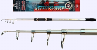 3.6m Flexible Strong Surf Rod