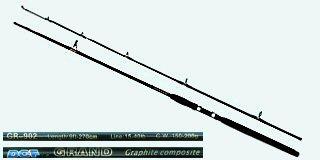 9ft Extra Hard Surf Rod 2.5mm