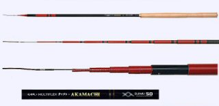 AKAMACHI-42-5007 Medium Action Tenkara rod