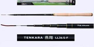 Tenkara rod Enshou-LL36S-F